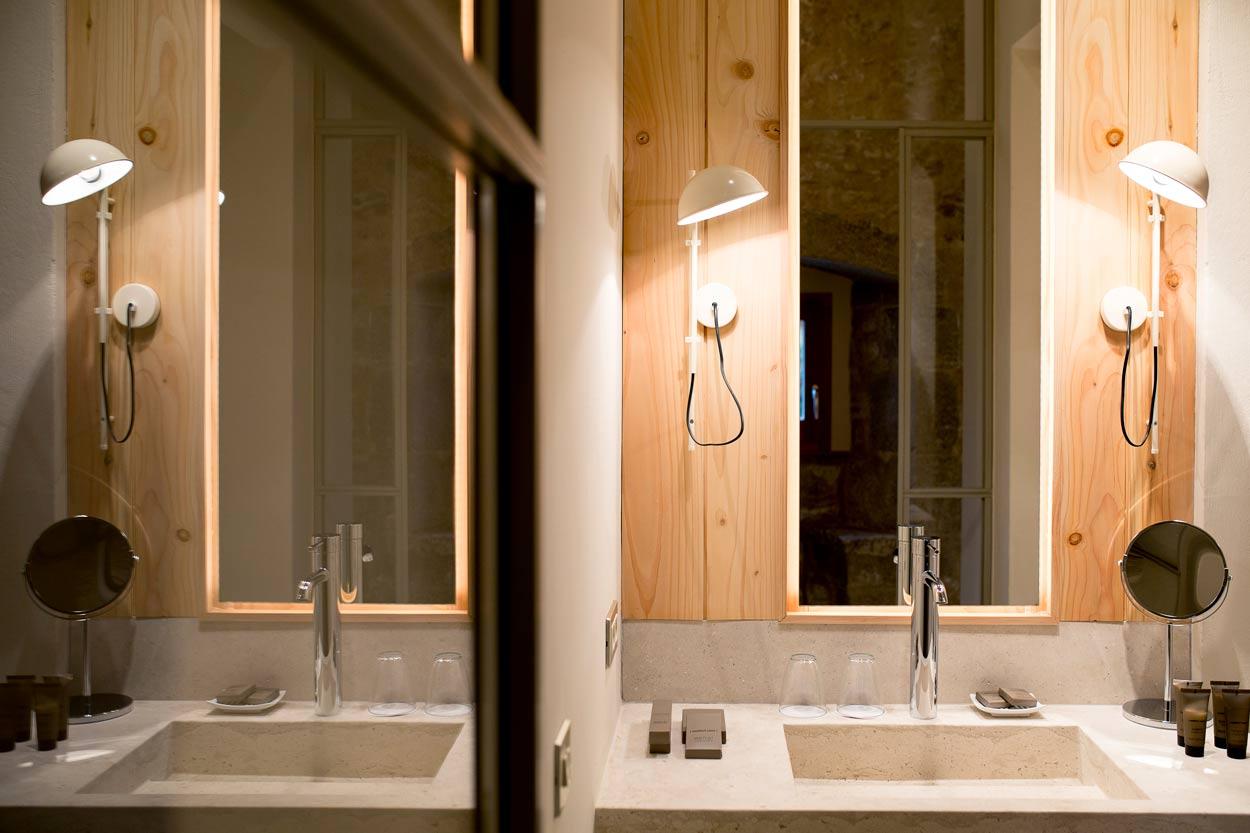 Habitaciones - Suite, Doble, Individual y Apartamento - Hotel Mas Bosch 1526