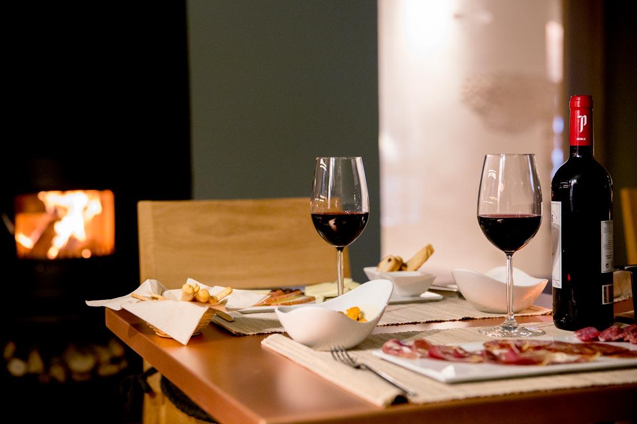 Restaurantes & Bares - Productos naturales, de km0 y proximidad - Hotel Mas Bosch 1526